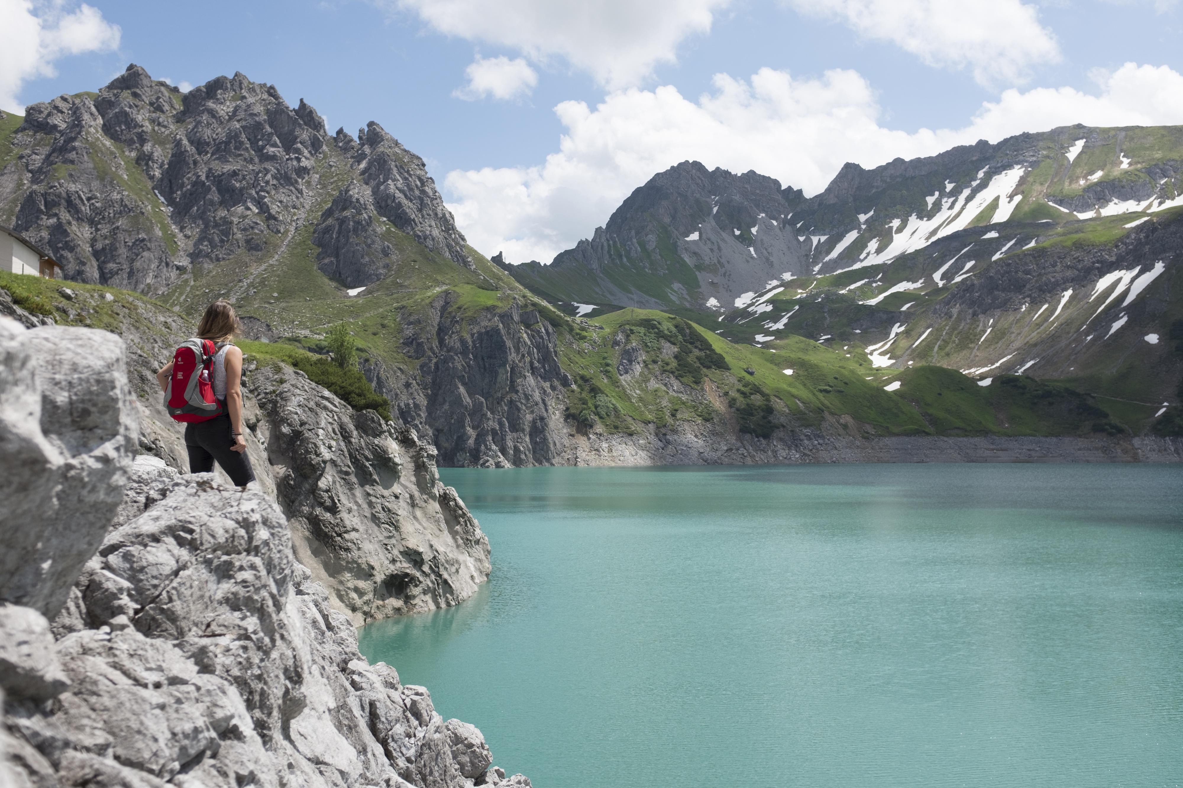 Wandelen is een vorm van duurzaam reizen.