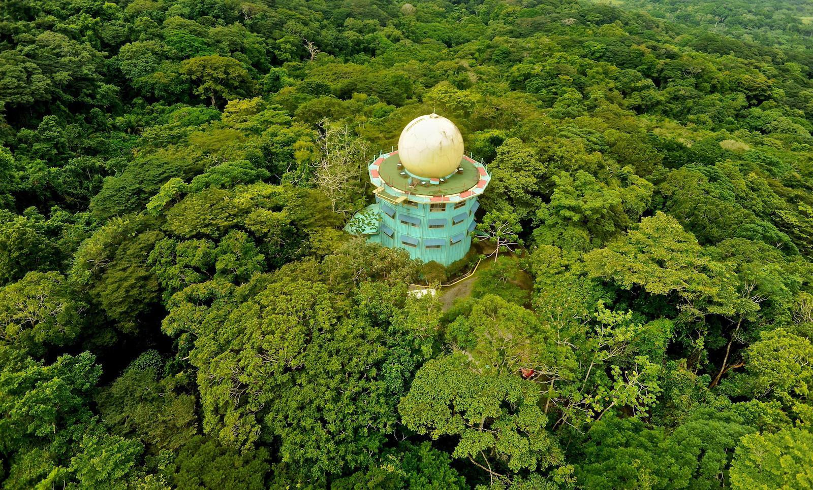 Eco-hotel in the jungle of Panama