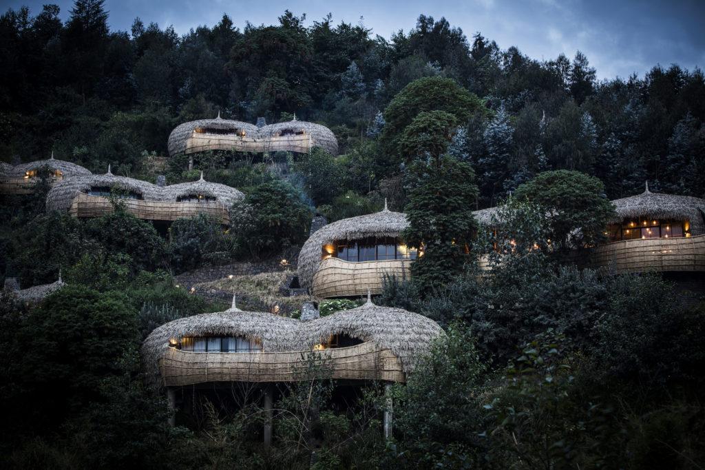Bisate Lodge, Wilderness Safari, Rwanda