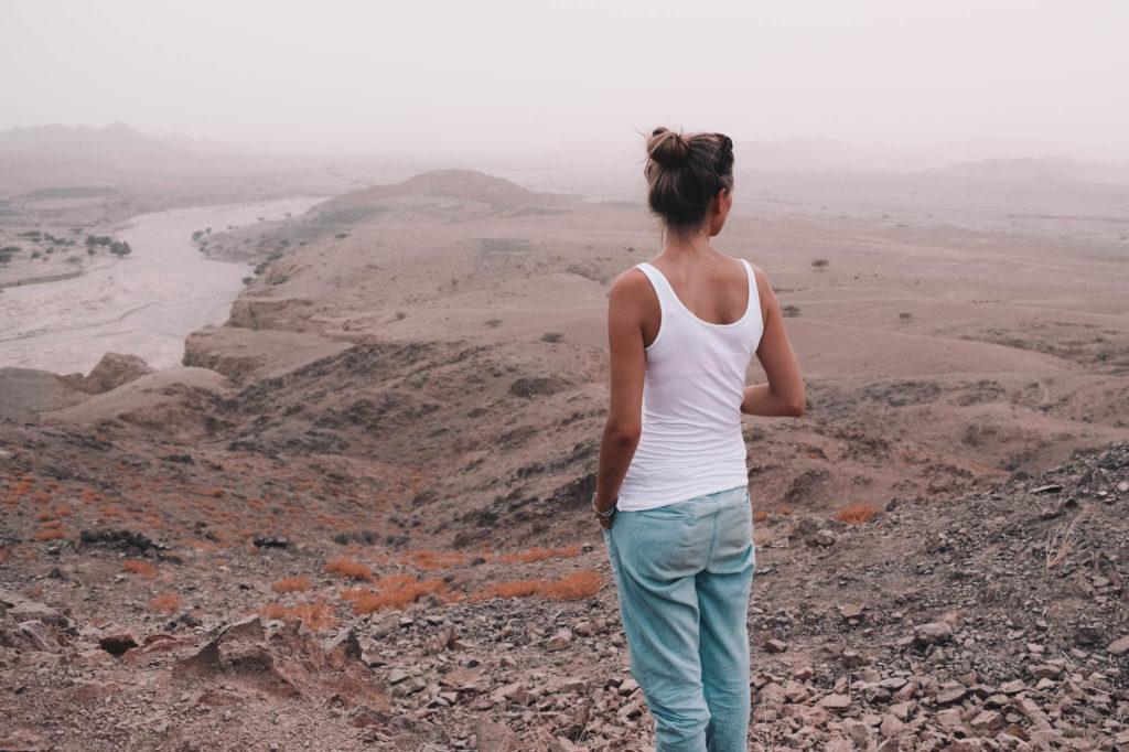 Natuurreservaat Dana wandelen, Jordanië